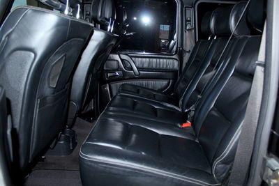 2011 Mercedes-Benz G 55 G 55 AMG