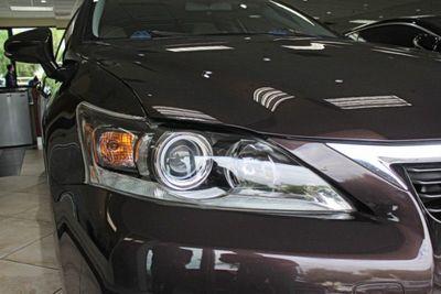 2013 Lexus CT 200h Hybrid