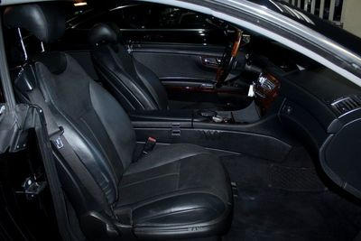 2009 Mercedes-Benz CL550 5.5L V8
