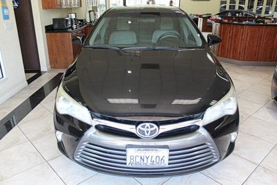 2015 Toyota Camry LE