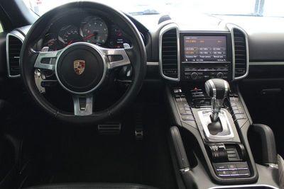 2012 Porsche Cayenne S